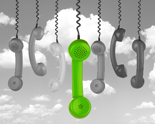 Hosted Telephony: Why having your head in the cloud is good for business