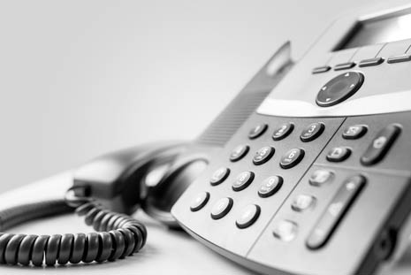 Traditional telephone landlines have an important role to play in your business